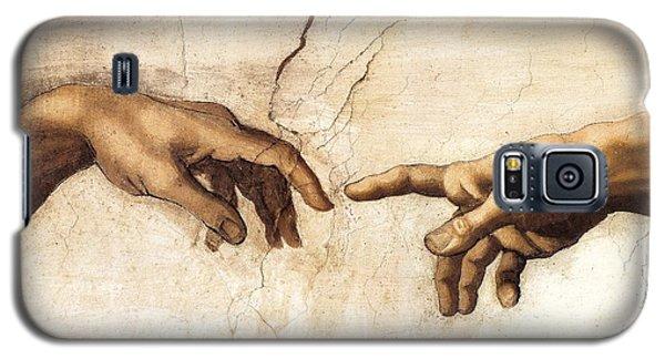 The Creation Of Adam Galaxy S5 Case