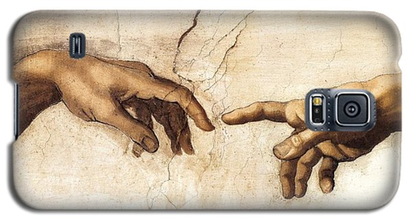 The Creation Of Adam Galaxy S5 Case