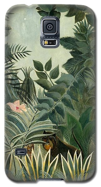 The Equatorial Jungle Galaxy S5 Case