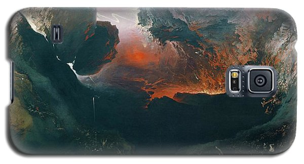 The Great Day Of His Wrath Galaxy S5 Case
