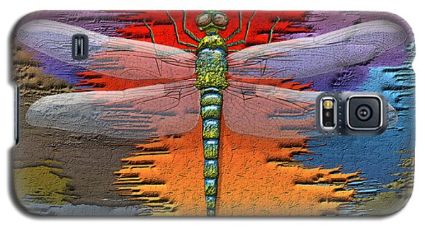 The Legend Of Emperor Dragonfly Galaxy S5 Case by Serge Averbukh