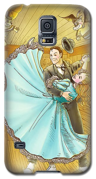 The Magic Dancing Shoes Galaxy S5 Case by Reynold Jay