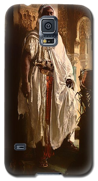 The Moorish Chief Galaxy S5 Case by Mountain Dreams