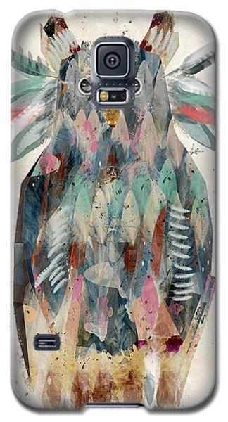 The Owl Galaxy S5 Case by Bri B