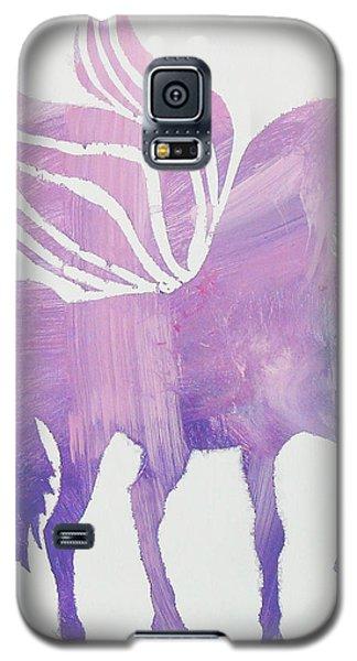 The Pink Pegasus Galaxy S5 Case