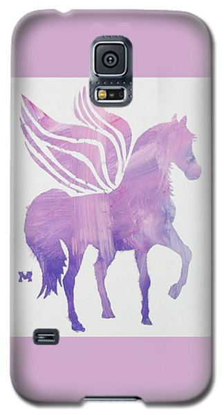 The Pink Pegasus Galaxy S5 Case