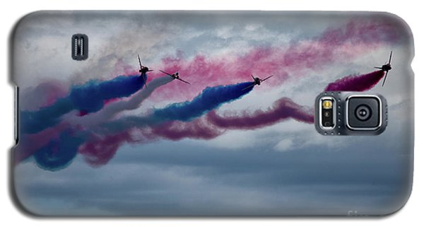 Airplane Galaxy S5 Case - The Red Arrows by Smart Aviation