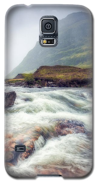 The River Coe Galaxy S5 Case by Ray Devlin
