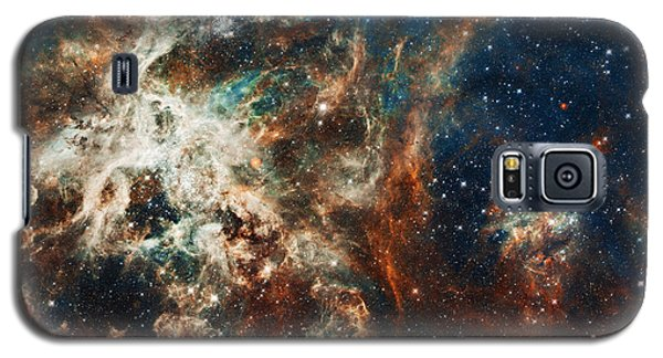 The Tarantula Nebula Galaxy S5 Case