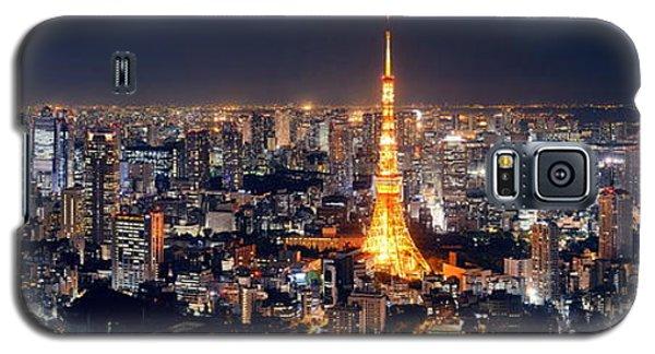 Tokyo Skyline Galaxy S5 Case