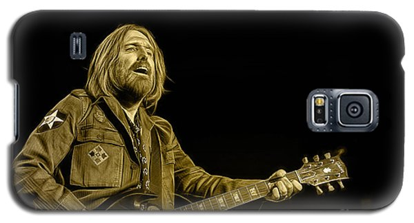 Tom Petty Collection Galaxy S5 Case by Marvin Blaine