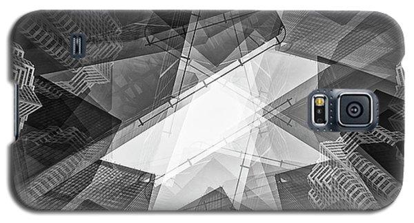 Toronto Financial District Galaxy S5 Case