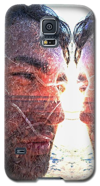 Galaxy S5 Case featuring the photograph Totem by Beto Machado