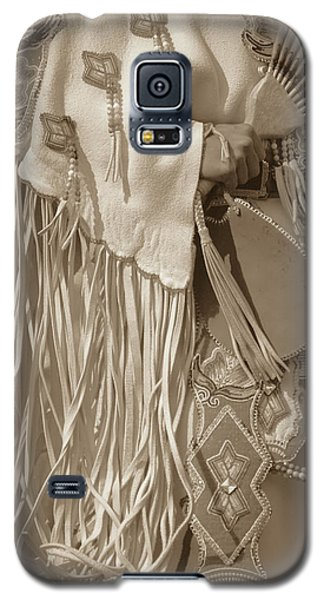 Traditional Dancer Galaxy S5 Case