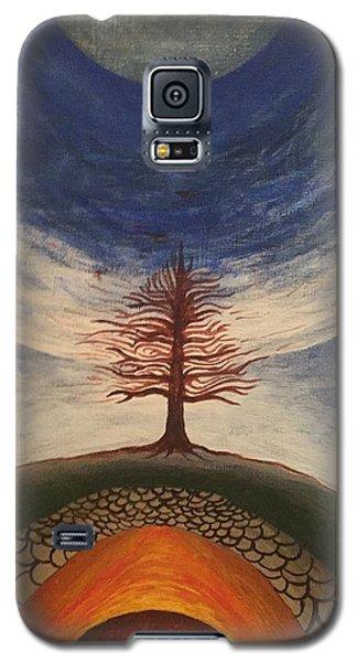 Tree Galaxy S5 Case by Steve  Hester