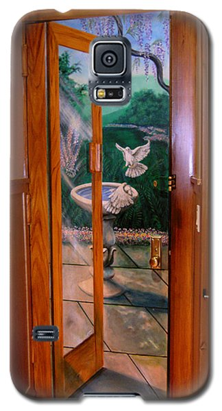 Trompe L'oeil  Galaxy S5 Case