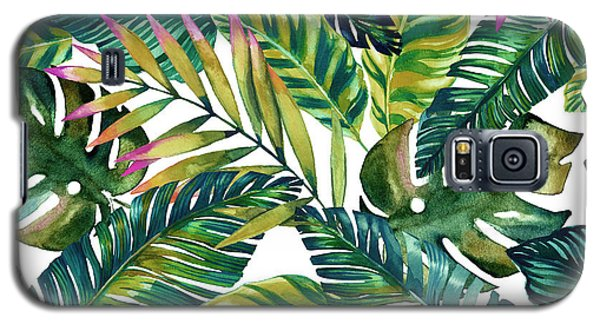 Tropical  Galaxy S5 Case by Mark Ashkenazi
