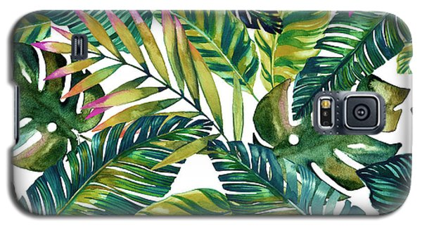 Tropical  Galaxy S5 Case by Mark Ashkenazi