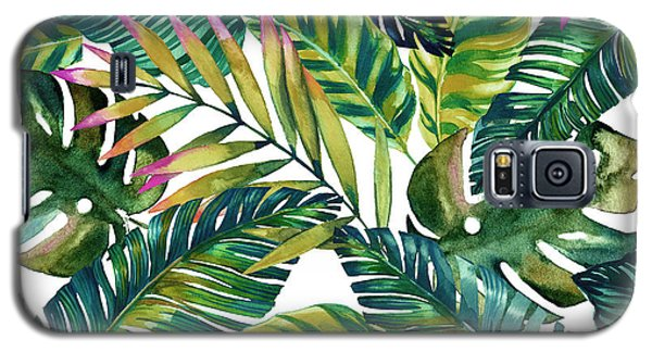 Fantasy Galaxy S5 Case - Tropical  by Mark Ashkenazi
