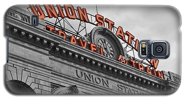 Union Station - Denver  Galaxy S5 Case