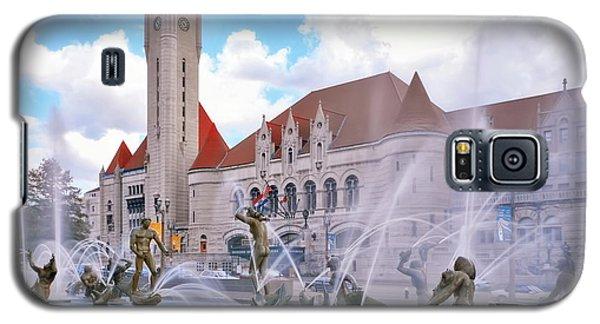 Union Station - St Louis Galaxy S5 Case