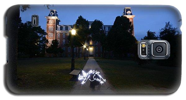University Of Arkansas Galaxy S5 Case by Chris  Look