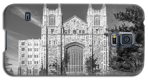 University Of Michigan Law Library Galaxy S5 Case by University Icons
