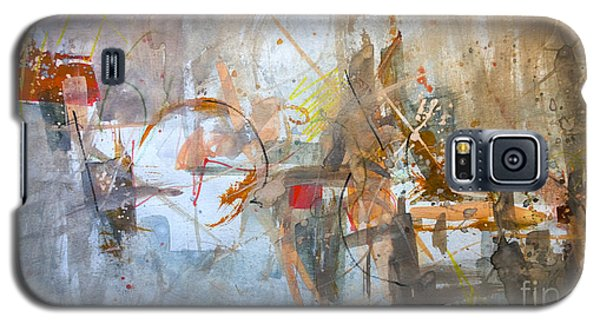 Untitled Abstraction Galaxy S5 Case