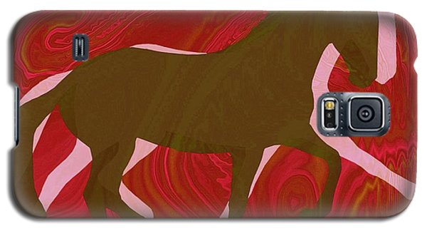 Up The Levels Artwork Galaxy S5 Case
