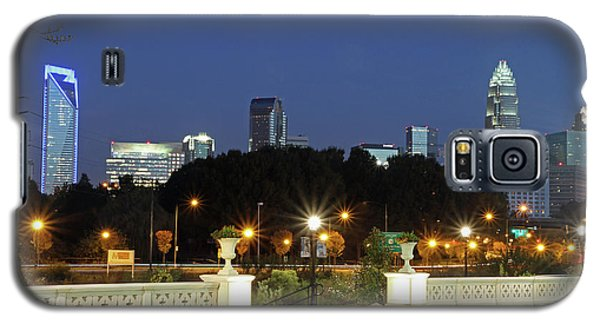 Uptown Charlotte, North Carolina Galaxy S5 Case by Kevin McCarthy