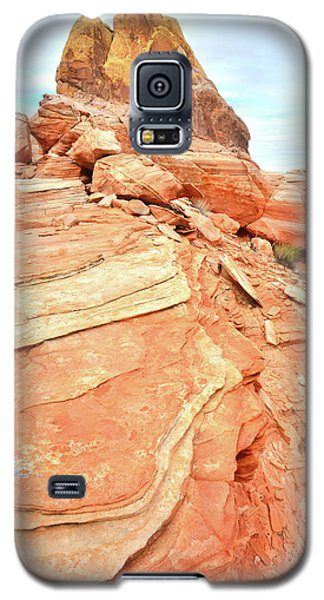 Valley Of Fire High Country Galaxy S5 Case