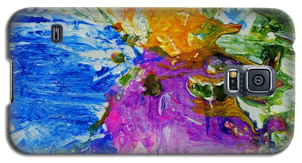 Volcano Galaxy S5 Case