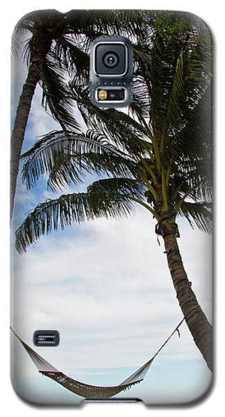 Waiting For You Galaxy S5 Case by Roger Mullenhour