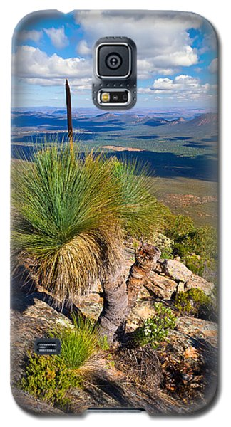 Wilpena Pound  Galaxy S5 Case by Bill  Robinson