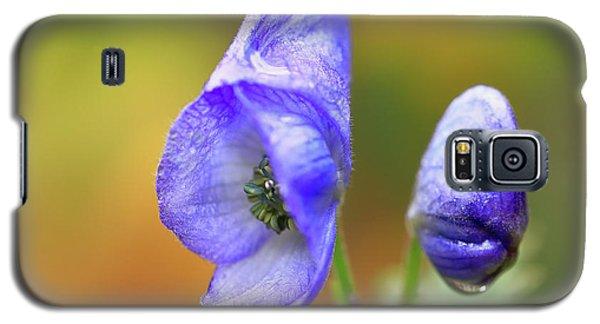 Wolf's Bane Flower Galaxy S5 Case