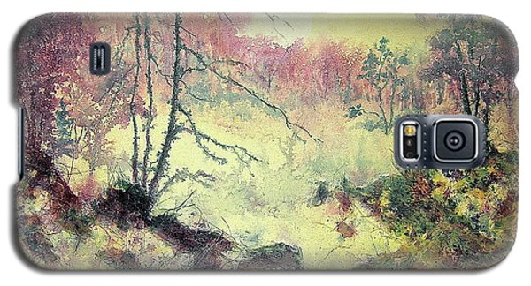 Woods And Wetlands Galaxy S5 Case