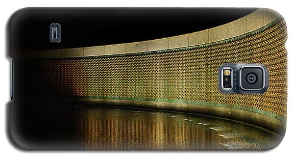World War II Memorial - Stars Galaxy S5 Case