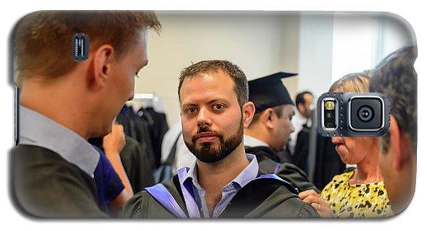 School Galaxy S5 Case - Msm Graduation Ceremony 2017 by Maastricht School Of Management