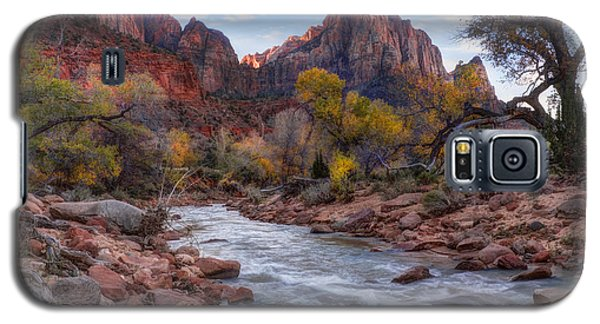 Zion National Park Galaxy S5 Case