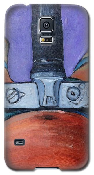 Galaxy S5 Case featuring the painting 200 Zoom by Gary Coleman