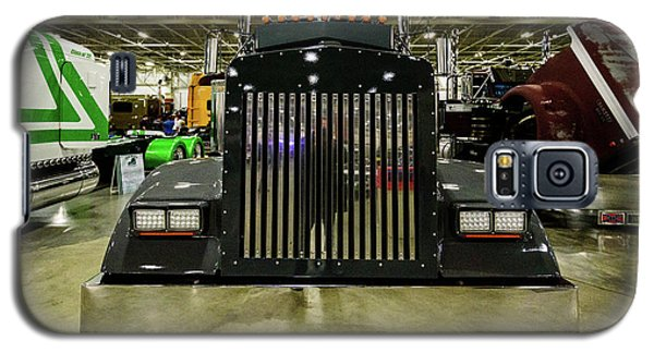 2000 Kenworth W900 Galaxy S5 Case by Randy Scherkenbach