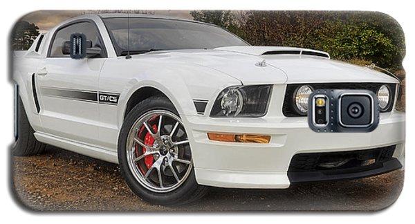 2008 Mustang Gt/cs - California Special - Sunset Galaxy S5 Case