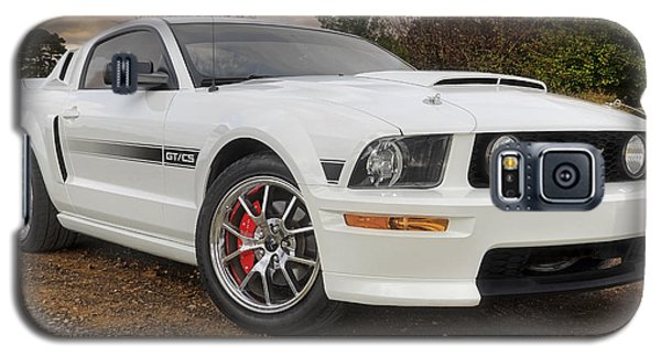 2008 Mustang Gt/cs - California Special - Sunset Galaxy S5 Case