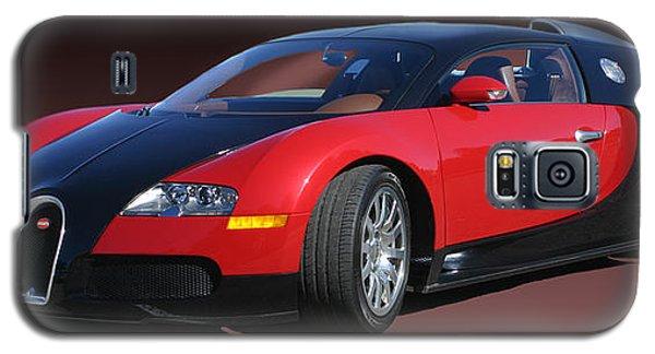 2010 Bugatti Veyron E. B. Sixteen Galaxy S5 Case by Jack Pumphrey