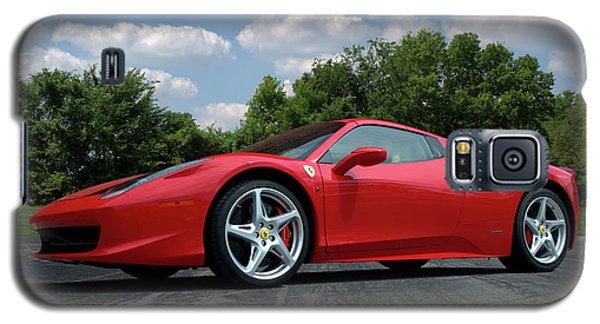 2012 Ferrari 458 Spider Galaxy S5 Case