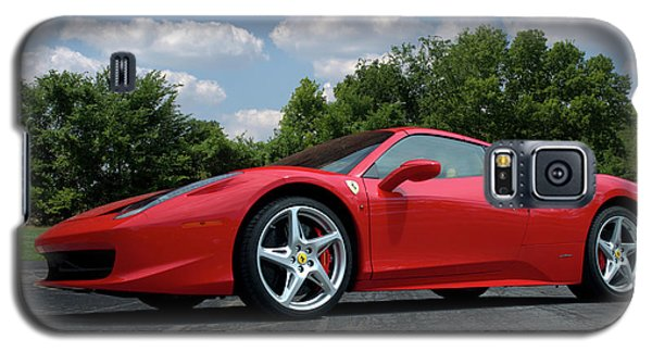 2012 Ferrari 458 Spider Galaxy S5 Case