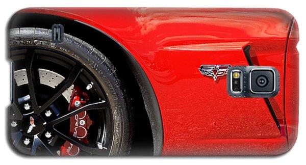 2013 Corvette Galaxy S5 Case