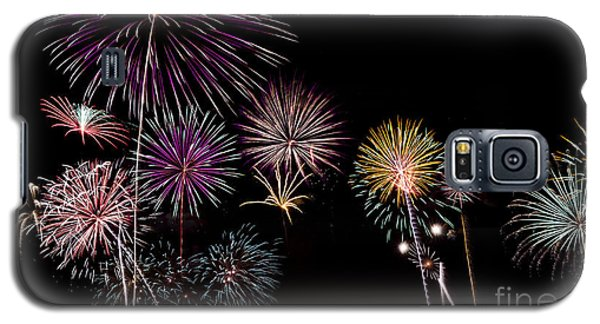 2013 Fireworks Over Alton Galaxy S5 Case
