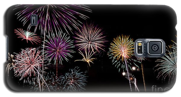 2013 Fireworks Over Alton Galaxy S5 Case