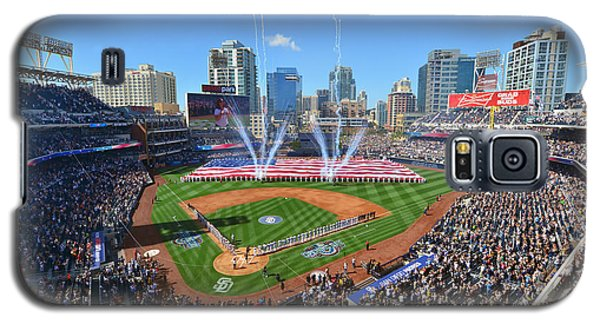 2015 San Diego Padres Home Opener Galaxy S5 Case